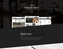 William Ashley - Ecommerce Magento Website