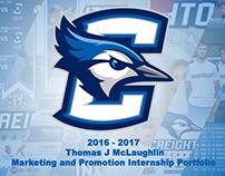 2016-2017 Creighton Marketing Internship Projects