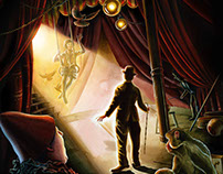 """Charlie Chaplin's """"The Circus"""" by Jeremy Pailler"""