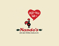 Copywriting - Nando's Press Advertising