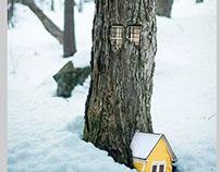 Daniel Barreto: Tree Homes for Gnomes