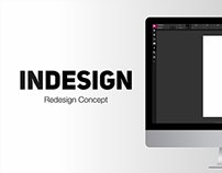 InDesign Redesign Concept