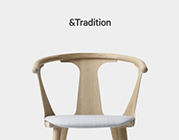 &Tradition Website Concept