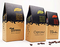 Lavazza Coffee Rebranding & Packaging