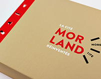 MORLAND Branding (architecture competition)
