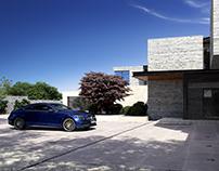 Villa A [CGI]