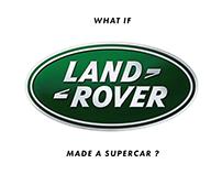 Range Rover Evoxe : Design Concept