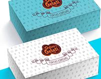 Delice Gelati - Embalagem Tortas