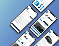 Dacia Digital identity mobile