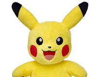 Pokémon 20th Anniversary for Build-A-Bear