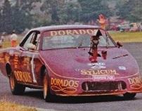 Tony Aventin y la mítica cupé Dodge—Archivos de Luis