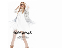 MIDWOMAN Magazine July-Aug 2015. BOHO ROCKS