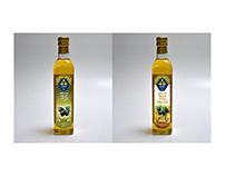 Alwazzan Olive Oil_Packaging Design