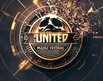 United Music Festival - Identity