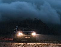 Roadtrip Alps for Sixt, 2017