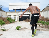 Futbolista-Encrudo | Documentary Photography