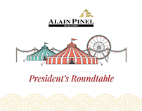 Alain Pinel Realtors: Event Branding