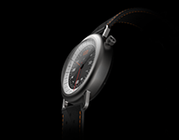 Porsche Design-ENDURANCE Watch concept