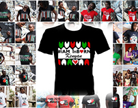 Campaign: T-shirt Design InBorn Kenya