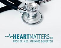 Heart Matters - Prof. Dr. Med. Stefanos Demertzis