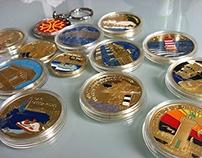 Design de médailles - Medals design