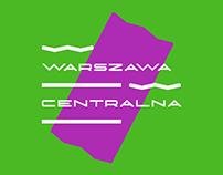 WARSAW CENTRAL RAILWAY STATION