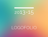 Logofolio: 2013-15