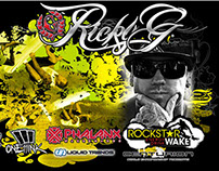 Professional Wakeboarder Ricky G Website