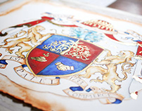 Patel Coat of Arms
