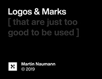 Logos & Marks 2019 — rejected
