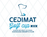 Carpeta Cedimat Golf Cup