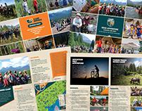 Camp Impeesa » Brochure Design