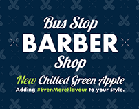 Flying Fish - Bus Stop Barber