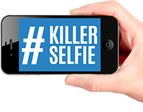 Killer selfie.