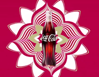 Coca-Cola TV commercial Packshot (2012)