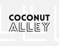 COCONUT ALLEY - Website Design