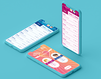 Mobile App Design - Naamkaran (Baby Names)