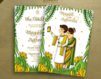 Maharashtrian Wedding Invitation