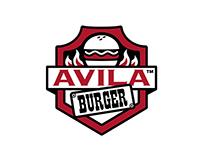 ÁVILA BURGER (Logo Refreshment)