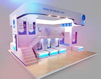 Al-Hassan exhibition stand Concept