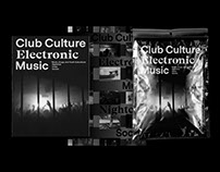 Club Culture Electronic Music – Editorial