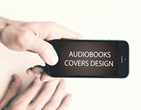 Published audiobooks covers design