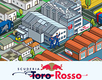Toro Rosso Factory: Red Bull Racing Guide 2017