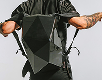 Worlds First Customizable Backpack THE ONE