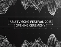 Asian Pasific Broadcasting Union 2015 Opening Ceremony