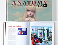 Anatomy Rocks: Anatomy Art Book