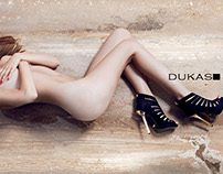 DUKAS Shoes Campaign FW2015