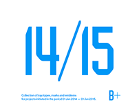 Logotypes & Marks 2014 — 2015