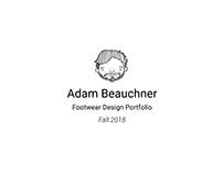 Footwear Design Portfolio