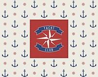 Seamless Sailor Pattern
